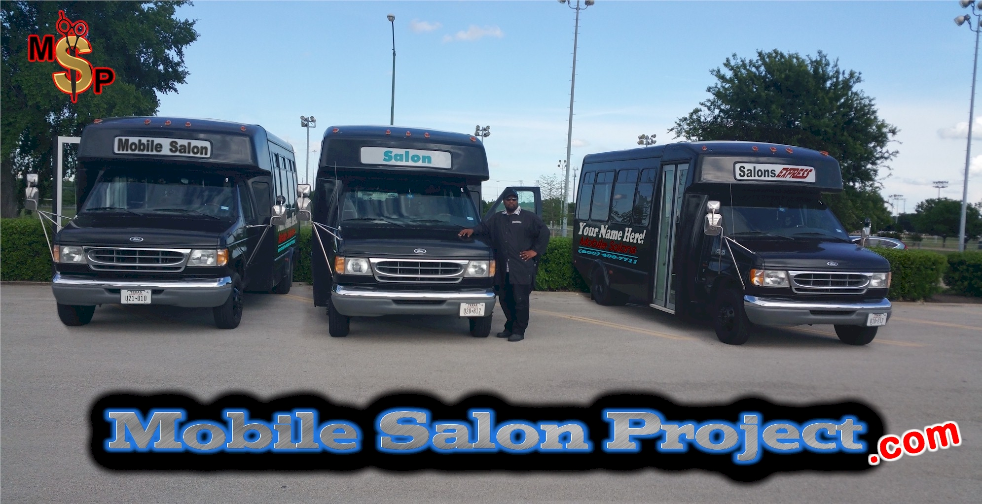 Mobile Salon Project
